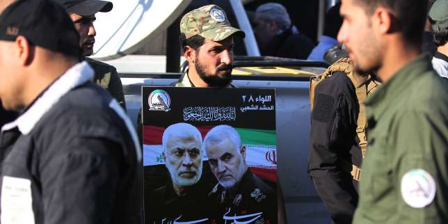 Après la mort de Soleimani, les milices pro-iraniennes veulent parfaire leur mainmise sur l'Irak