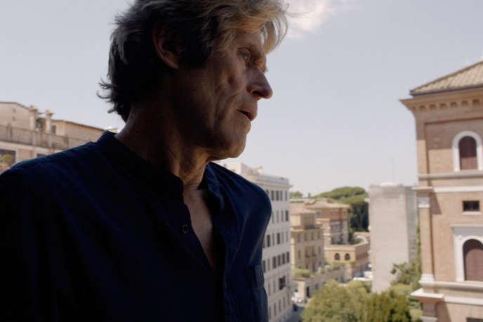 Willem Dafoe incarne à l'écran le réalisateur Abel Ferrara.