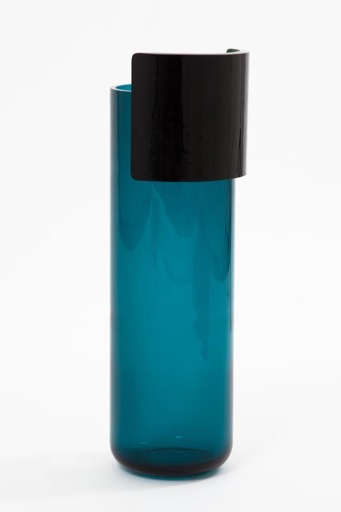 Vase Joliette bleu de Julie Richoz, CIRVA.