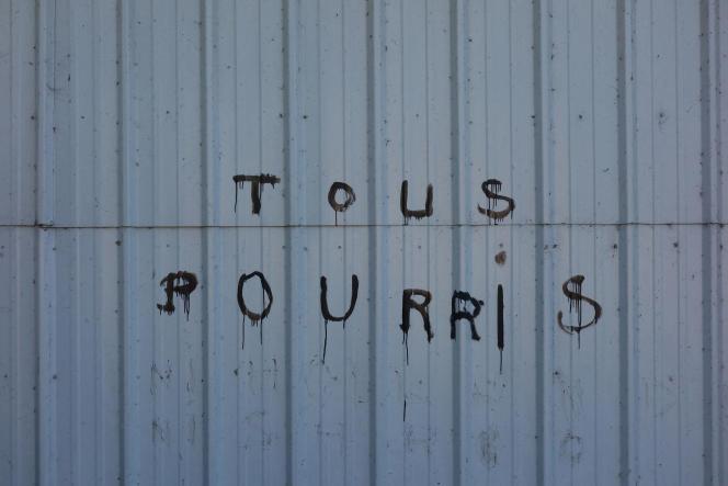 Slogan populiste.