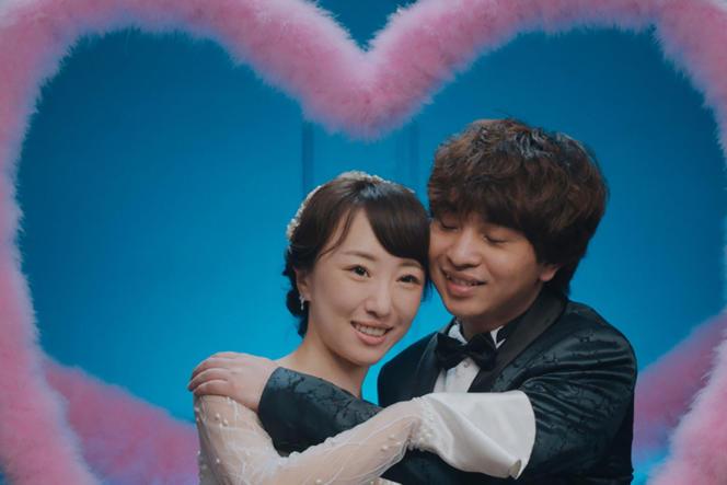 Shuzhen Zhao , Aoi Mizuhara et Han Dian Chen dans« L'Adieu», deLulu Wang