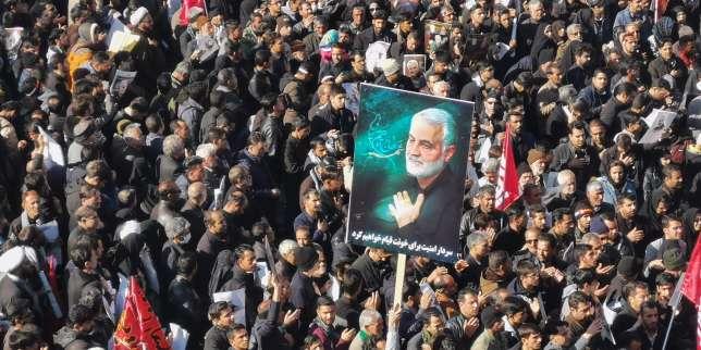 «Il est plus dangereux maintenant qu'il est mort»: en Iran, les funérailles du général Soleimani