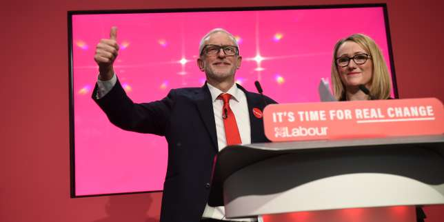 Royaume-Uni: après la débâcle des travaillistes, la succession de Jeremy Corbyn est lancée