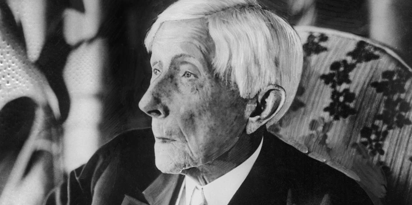 Portrait of John D. Rockefeller taken in the mid 1930's in Ormond, Florida. Born in Richford, New York in 1939 he studied in Cleveland and took a business course at Folsom Mercantile Colege, completing a six-month course in three months. In 1859, he started his own produce commission business with a partner, Maurice Clark. Clark & Rockefeller quickly became a successful firm, and its partners accumulated enough capital to invest in other Cleveland businesses. In 1863, they invested in an oil refinery with chemist Samuel Andrews. Undeterred, Rockefeller continued with his self-reinforcing cycle of buying competing refiners, improving the efficiency of his operations, pressing for discounts on oil shipments, undercutting his competition, and buying them out. In six weeks in 1872, Standard Oil had absorbed 22 of his 26 Cleveland competitors.Standard Oil gradually gained almost complete control of oil production in America. Rockefeller married Laura Celestia in 1864 and had four daughters and one son John D. Jr. who inherited much of the family business and continued his father philanthropic work. (Photo by STF / AFP)