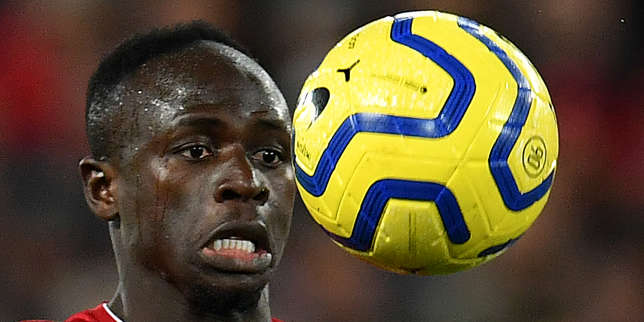 Football: le Sénégalais Sadio Mané, grand favori du Ballon d'or africain