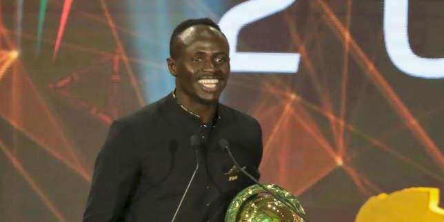 Le footballeur sénégalais Sadio Mané sacré meilleur joueur africain de 2019