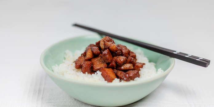 Porc au caramel : la recette de Minh Tran Huy
