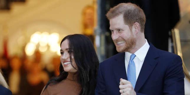 Le prince Harry et Meghan Markle renoncent à leur rôle au sein de la famille royale