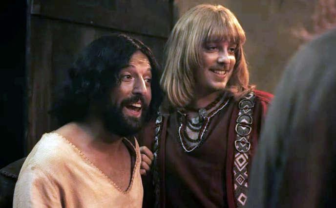 Une capture d'écran du film diffusé par Netflix « La Première Tentation du Christ»,fiction critiquée par des associations religieuses.