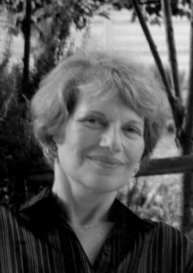 Michelle Lapautre, vers 1980.