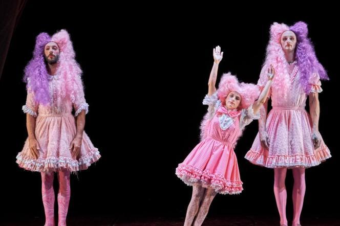 « Le Ballet royal de la nuit», enregistré au Théâtre de Caen, les 11 et 12novembre2017.