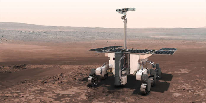 En 2020, la ruée vers Mars