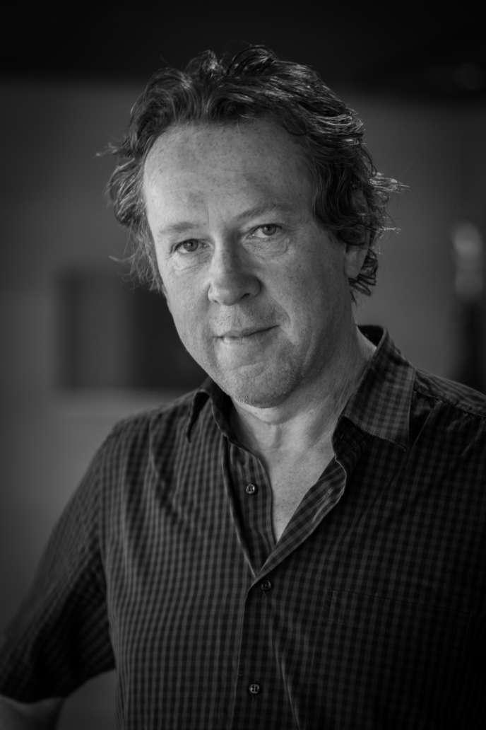 L'écrivainBenoît Duteurtre, en 2015.