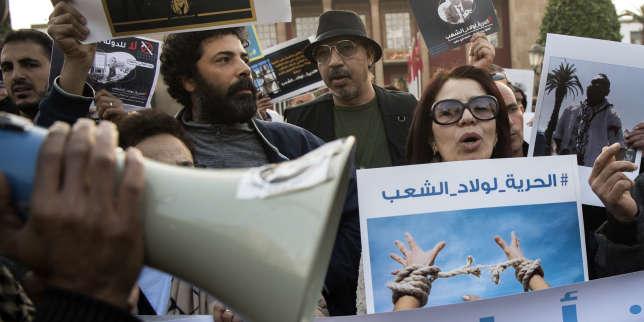 Au Maroc, des militants dénoncent une «campagne de répression» des réseaux sociaux