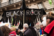 Quatrième journée de mobilisation interprofessionnelle contre la réforme des retraites, le 9 janvier, à Paris.