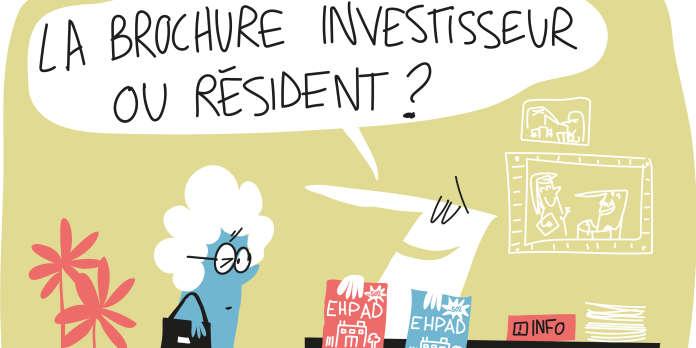 Ehpad ou résidence pour seniors : investir, oui, mais avec prudence