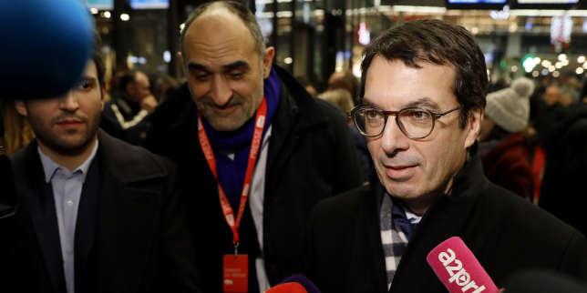 «Le nouveau machiniste de la SNCF veut revenir au train»