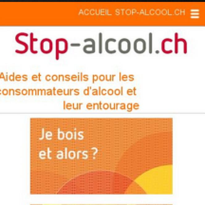 Appli Stop-alcool.