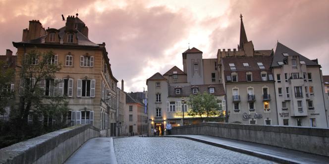 Dans le centre de Metz et ses environs, les prix de l'immobilier ont en moyenne augmenté d'environ 3% en 2019.