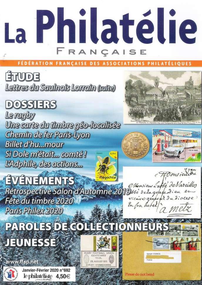 « La Philatélie française », 36 pages, 4,50 euros.