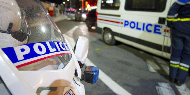 Un policier renversé par un fourgon près de Lyon entre la vie et la mort, le conducteur en fuite