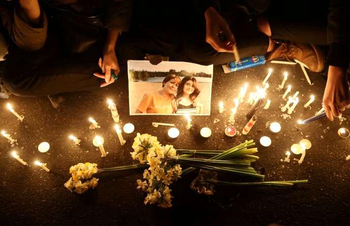 Samedi 12 janvier, une veillée en hommage aux victimes du crash du vol PS752 d'Ukrainian Airlines s'est tenue à Téhéran.