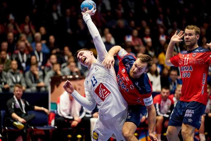 Ludovic Fabregas et les Bleus ont perdu face à la Norvège, et quittent déjà l'Euro2020.