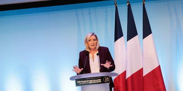 Municipales 2020: Marine Le Pen lance la campagne du RN et l'OPA sur l'électorat de droite