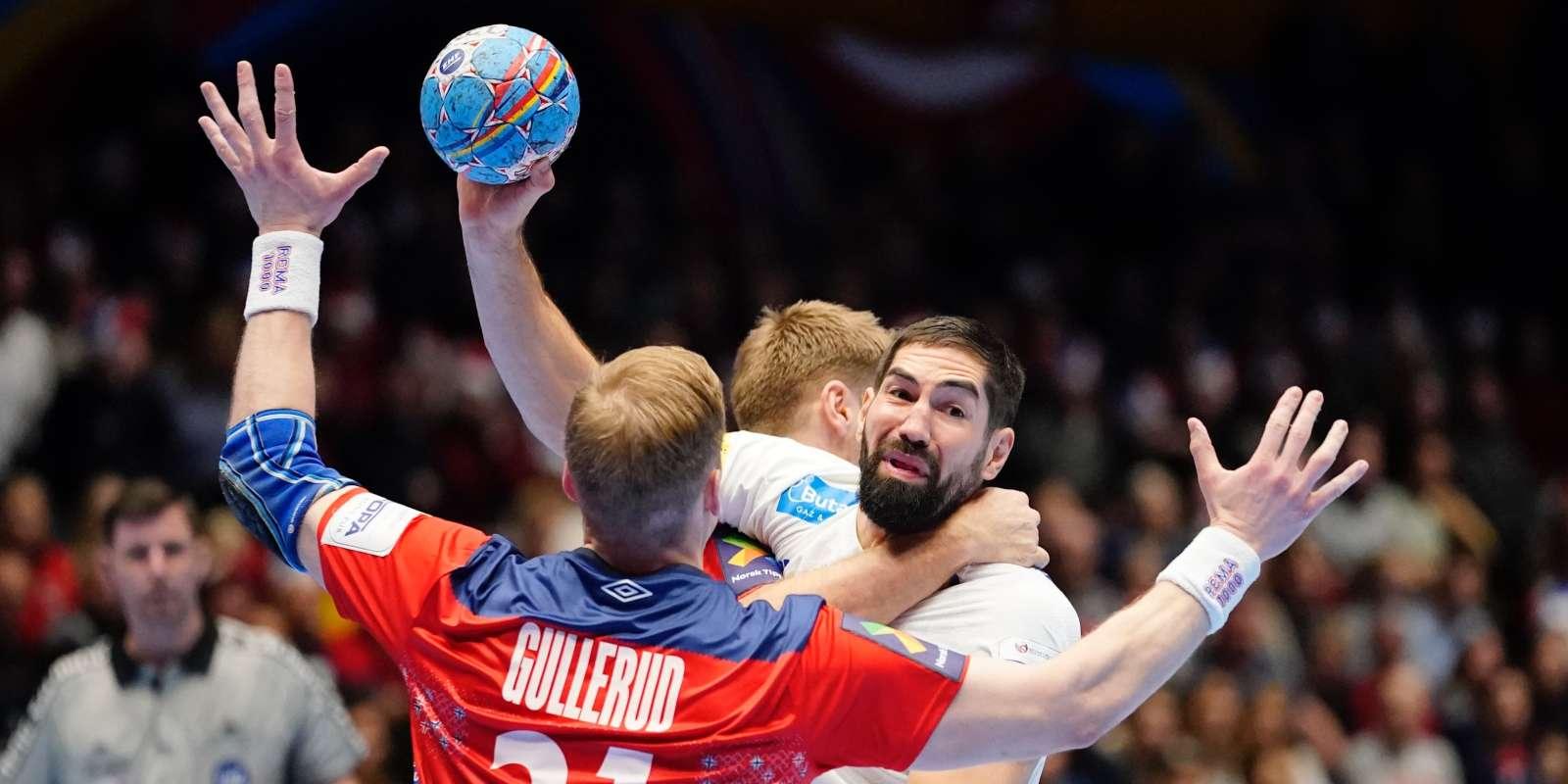 Nikola Karabatic et les Bleus ne verront pas le tour principal de l'Euro.