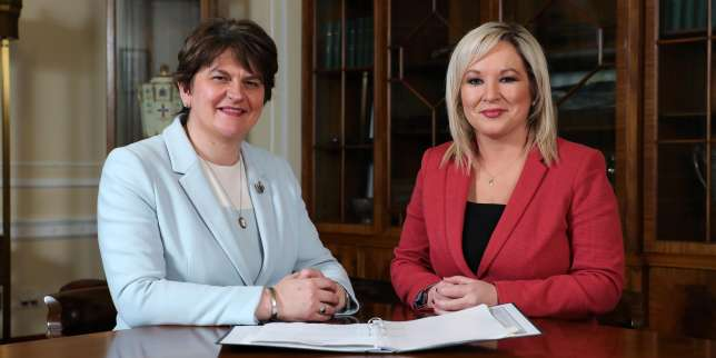 Juste à temps pour le Brexit, l'Irlande du Nord dispose enfin d'un exécutif
