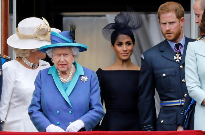 Le prince Harry et son épouse métisse, Meghan Markle, avaient accusé la famille royale de racisme, dans une interview-choc à la télévision américaine.