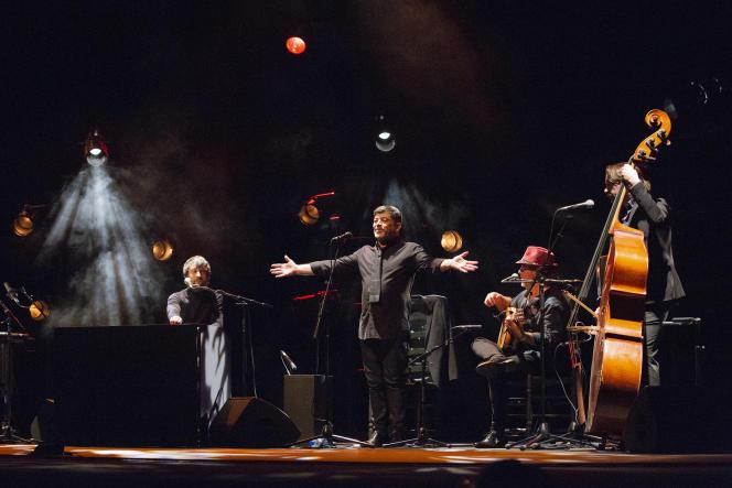 Tomas de Perrate et Raul Refree, le 11 janvier au festival Flamenco de Nimes.