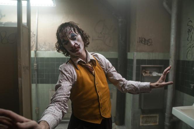 Joaquin Phoenix tient le rôle-titre dans « Joker », de Todd Phillips.