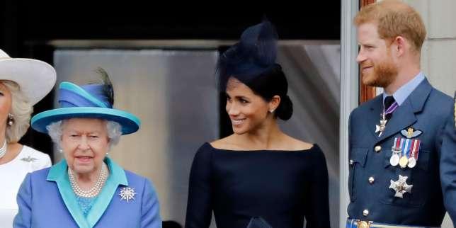 La reine ElizabethII approuve la décision de Harry et Meghan de prendre du champ