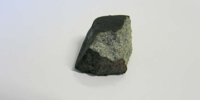 Image de la semaine : une météorite trouvée par Fripon
