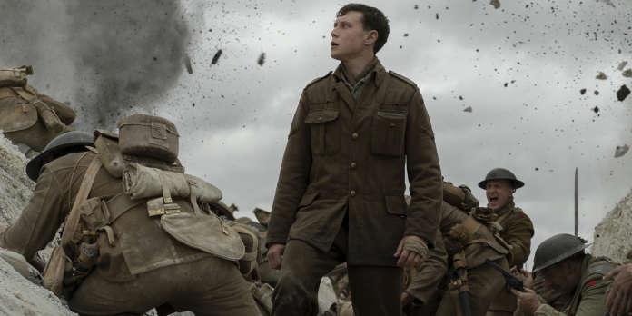 « 1917 » : éclats d'obus et poudre aux yeux sur grand écran