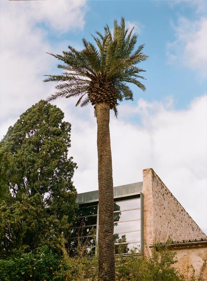 Son Fortesa, ancienne ferme majorquinedu XVIe siècle,a été rénovée par l'architecte Rafael Moneo. Elle abrite désormais la fondation de Camper.