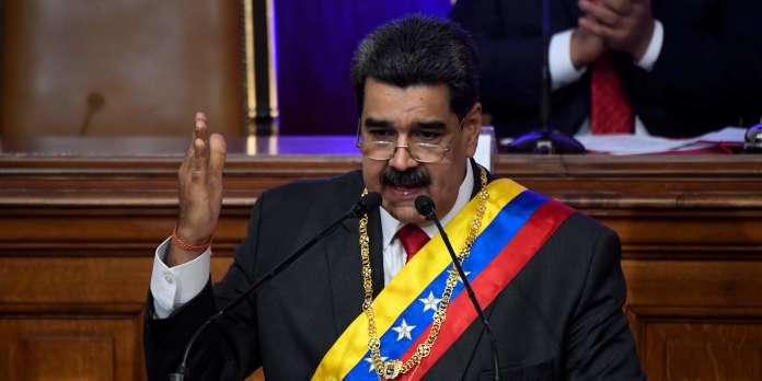 Venezuela : Maduro ouvre la porte à un « dialogue » avec les Etats-Unis