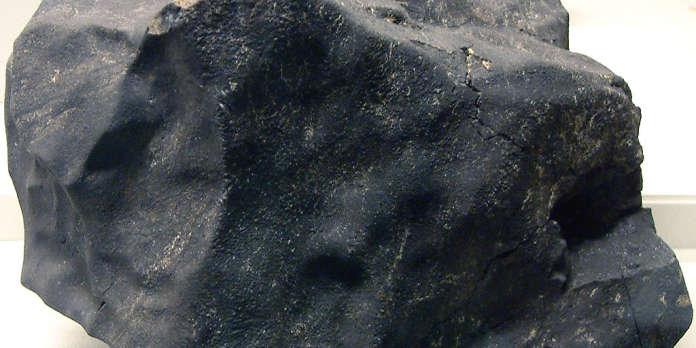 Des poussières d'étoiles de 7 milliards d'années découvertes dans une météorite