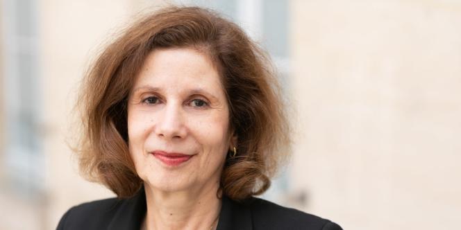 Agnes Van Zanten,sociologue spécialiste des questions d'éducation