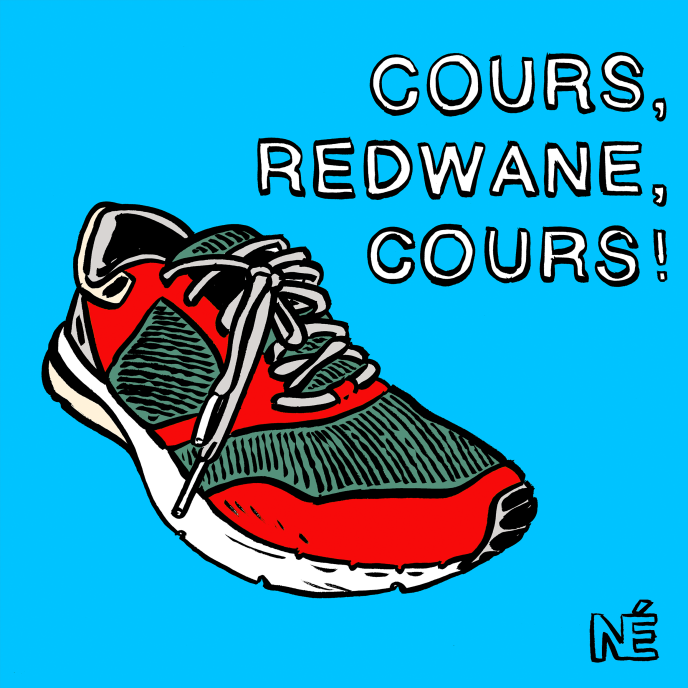 Le podcast « Cours, Redwane, cours !» raconte le parcours d'un jeune homme qui prépare le Marathon de Paris.