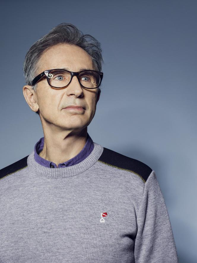 Thierry Lhermitte, à Paris, en juillet 2019.