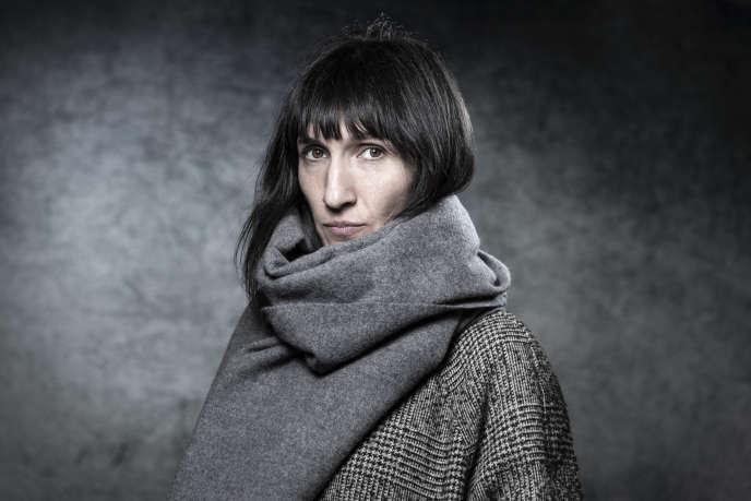 L'autrice de BD Catherine Meurisse (ici, en janvier 2019, lors de la 46e édition du Festival d'Angoulême) fait partie des quatre parrains et marraines de l'opération«BD 20►21» qui ont démissionné, le 31 octobre.