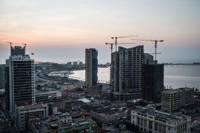 A Luanda, en juin 2016.