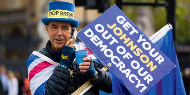 Au Royaume-Uni, «Mr Stop Brexit» ne s'avoue pas vaincu