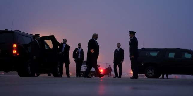 Etats-Unis: le procès en destitution de Donald Trump sur le point de débuter au Sénat