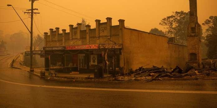 Avant/après : les images des dégâts provoqués par les incendies en Australie