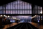 Vue d'ensemble de la gare du Nord à Paris, le 15 janvier 2020.
