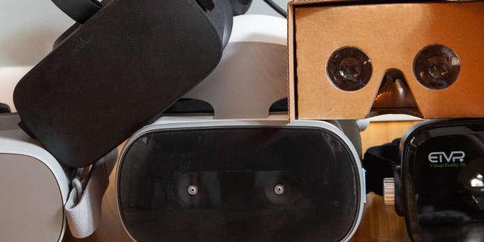 Comparatif : les meilleurs casques de VR pour tous budgets