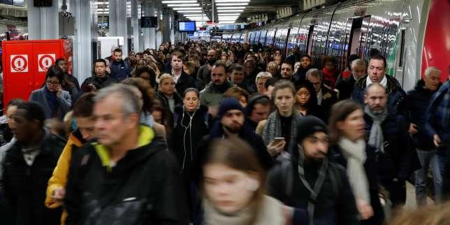 Grève du vendredi 24 janvier à la SNCF et à la RATP : un trafic de nouveau perturbé